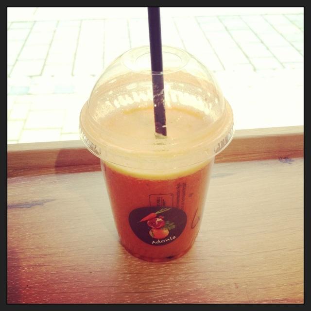 Rauch Juice Bar | sushiandstrudel